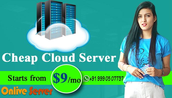 cheap cloud server