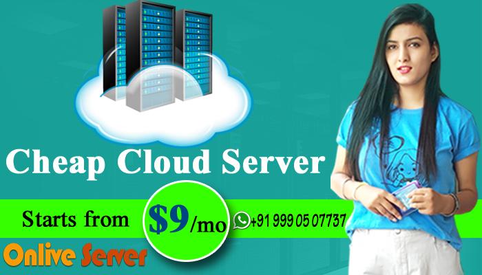 cheap cloud server