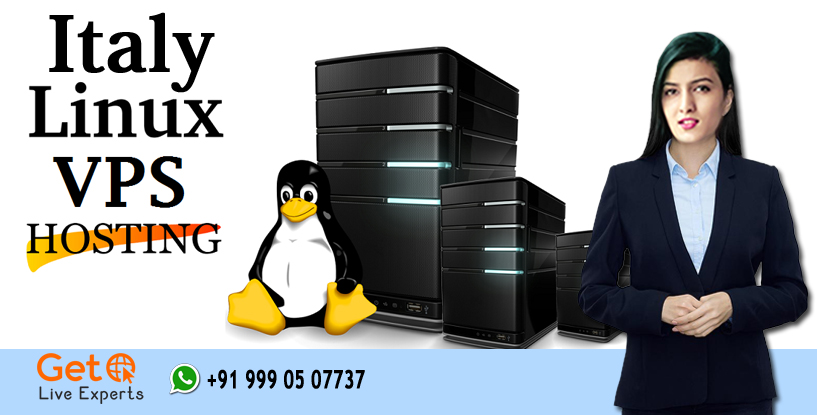 Italy Linux VPS Hosting