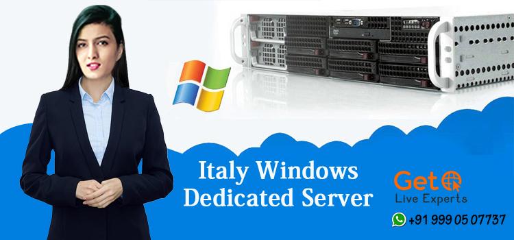 Italy Windows Dedicated Server