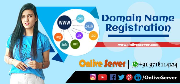 Domain Name Registration - Onlive Server