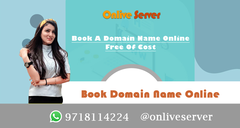 Book Domain Name Free Of Cost